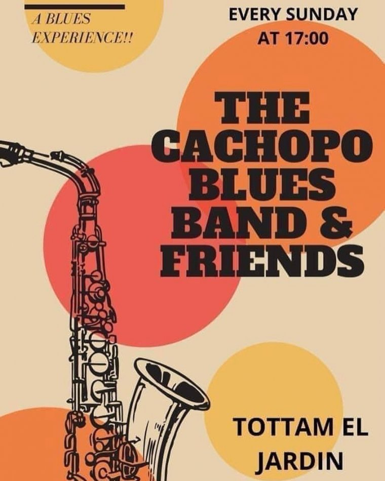 The Cachopo Blues Band & Friends